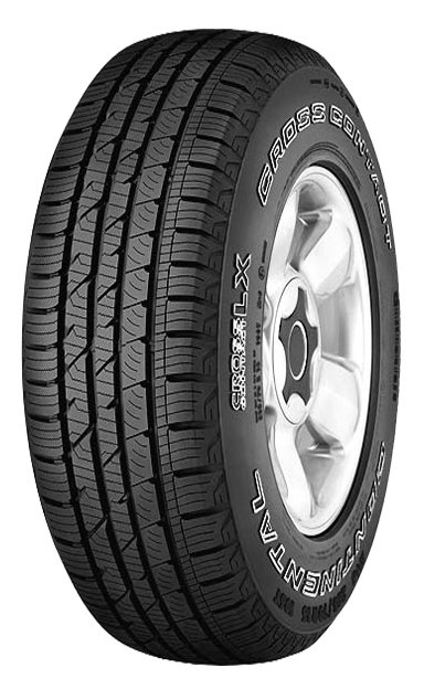 CONTINENTAL ContiCrossContact LX 265/60 R18 0