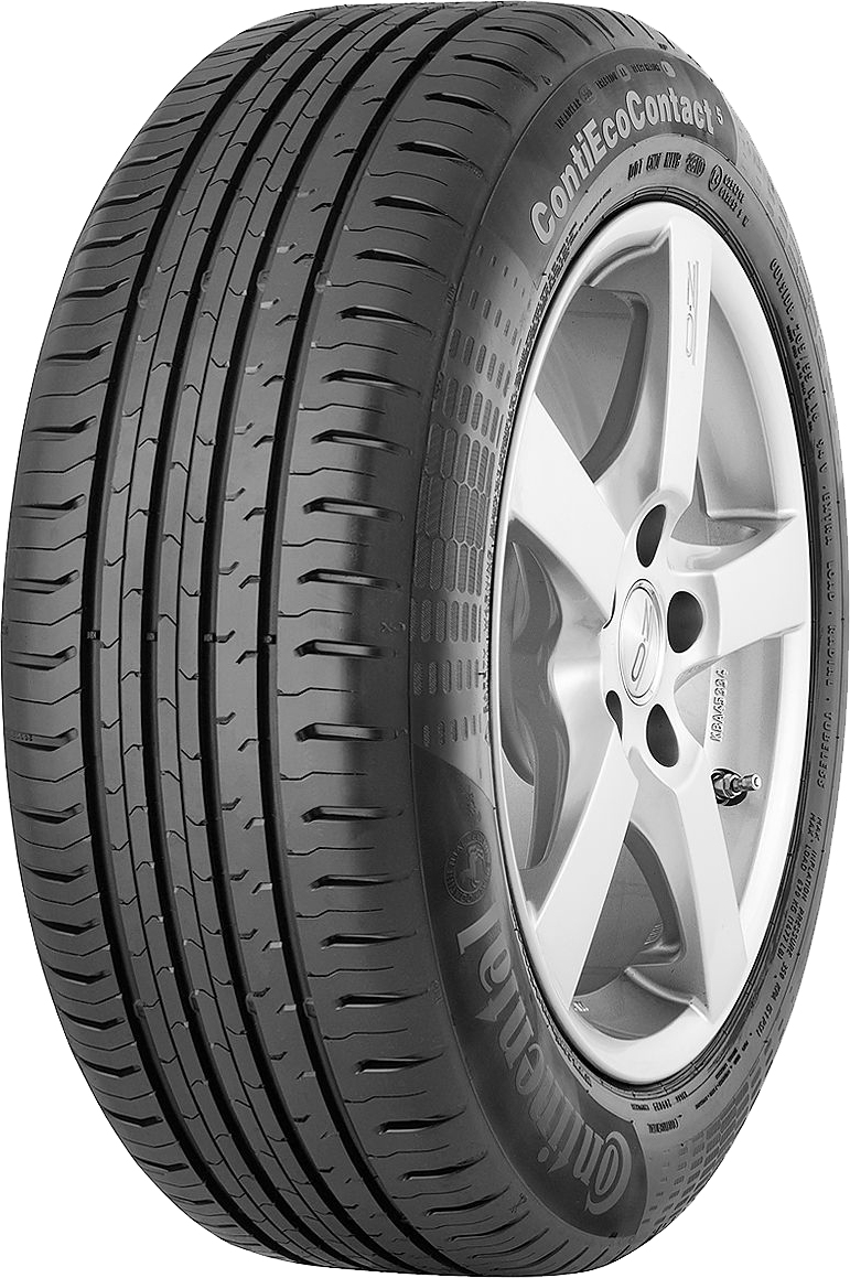 CONTINENTAL ContiEcoContact 5 215/45 R17 87V