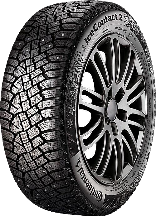 CONTINENTAL ContiIceContact 2 KD 245/65 R17 111T