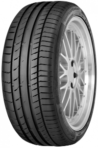 CONTINENTAL ContiSportContact 5 SUV 235/45 R20 100W