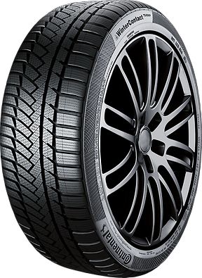 CONTINENTAL ContiWinterContact TS 850 P 255/50 R19 0