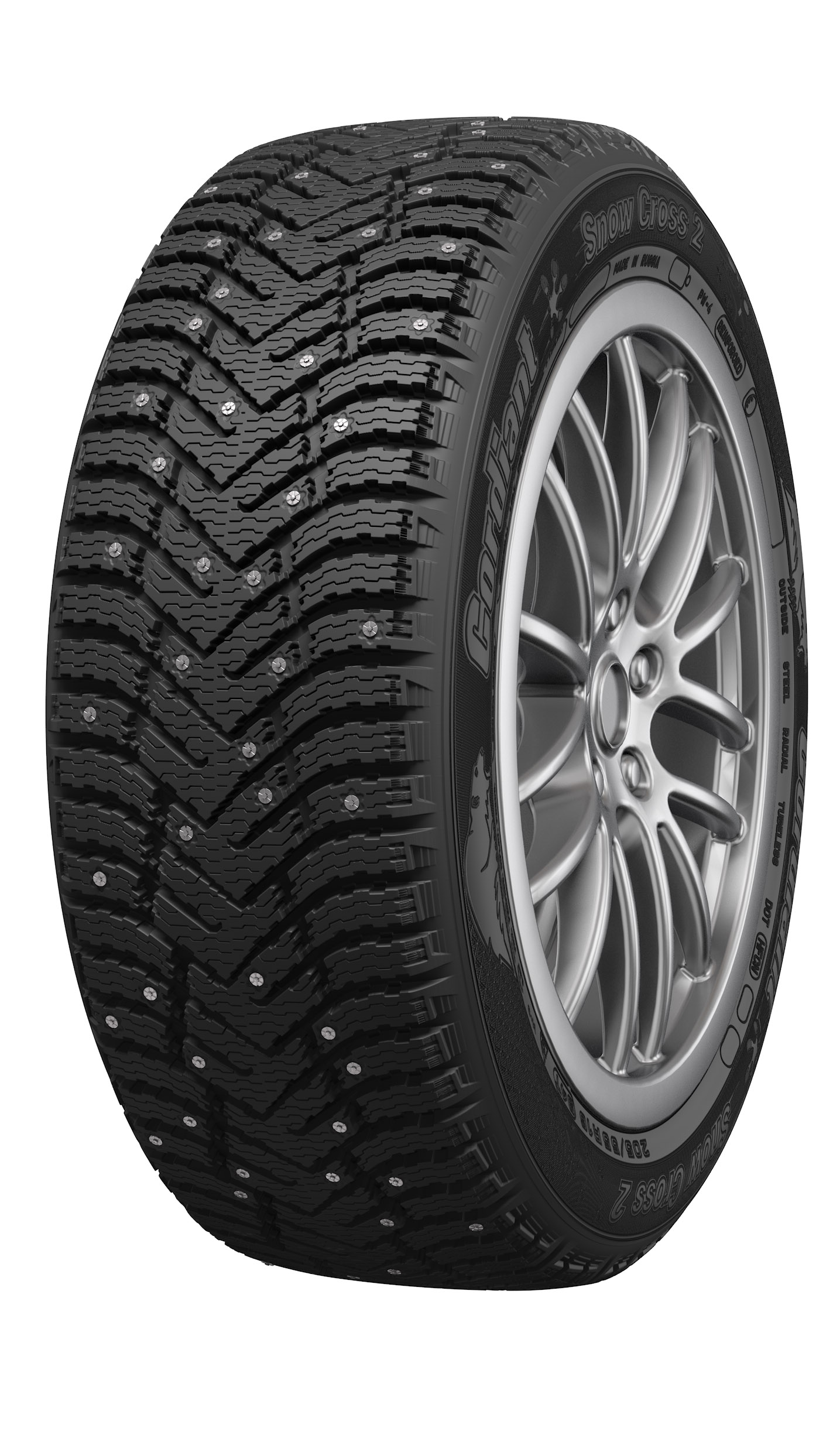 CORDIANT SNOW CROSS 2 215/55 R17 0