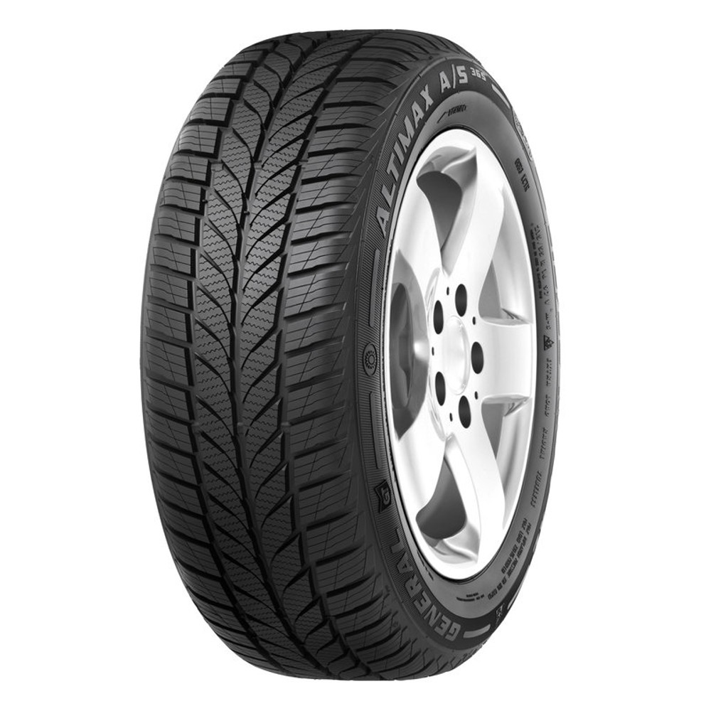 GENERAL TIRE Altimax A/S 365 185/60 R14 0